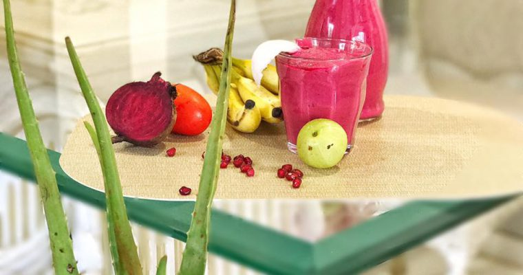 Pink Blossom – Raw Diet: Day 4