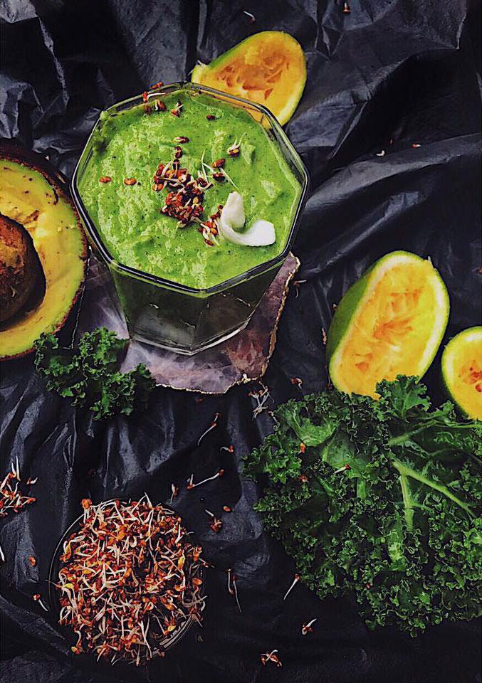 Avocado Delight – Raw Diet: Day 6